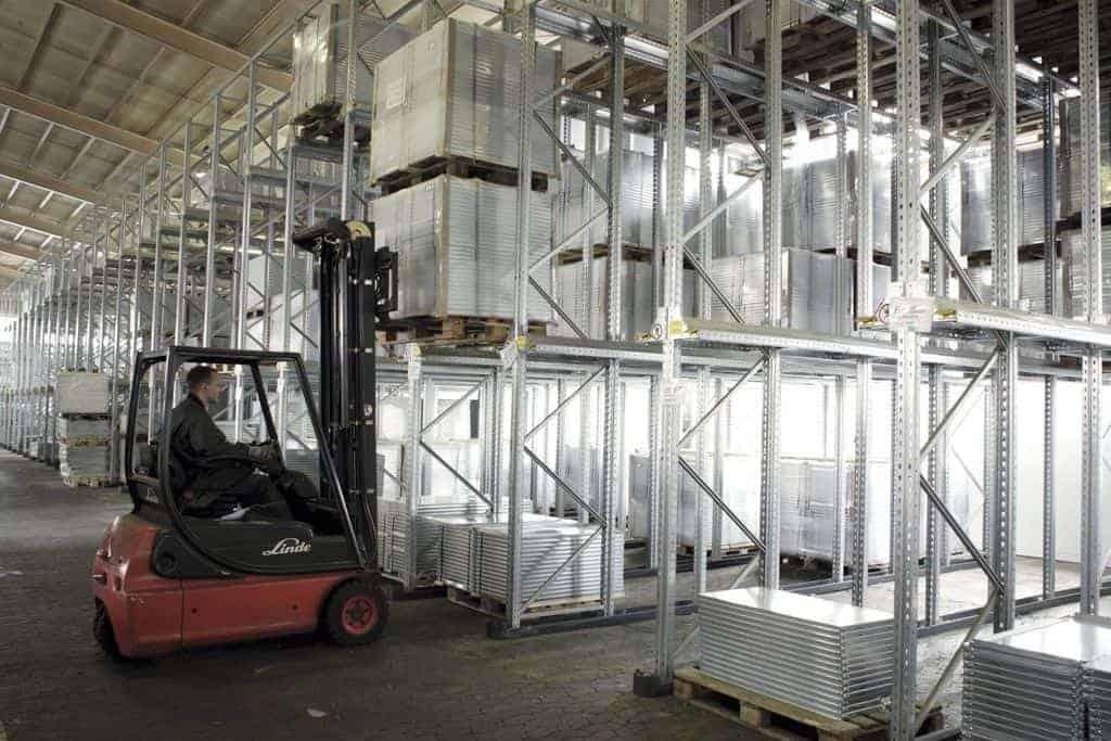 《B4DR》棧板貨架:多板儲存/駛入式